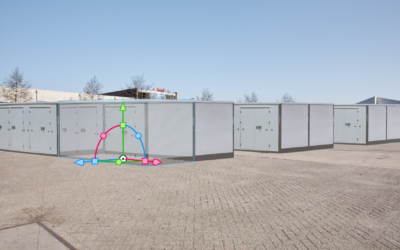 Your new outdoor storage is really going to live in 3D