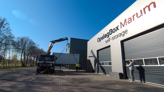 Need temporary storage quickly? We'll take care of it!